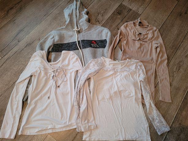 Zestaw sweterków damskich
