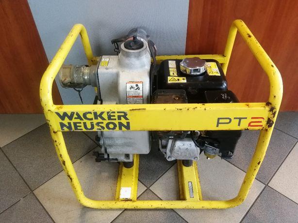 Pompa do brudnej wody motopompa WACKER NEUSON PT2A , F. Vat