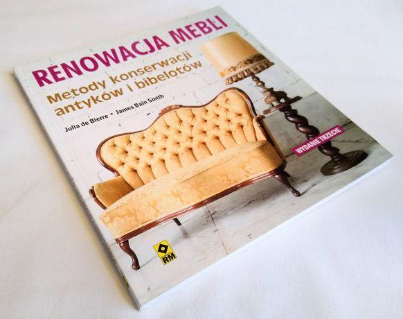 Renowacja mebli. Metody konserwacji antyków i bibelotów