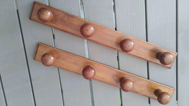 Cabide de madeira 4 posições