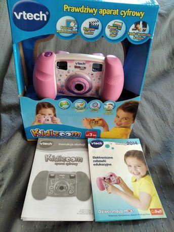Vtech Kidizoom pierwszy aparat cyfrowy dziecka zoom efekty ramki USB
