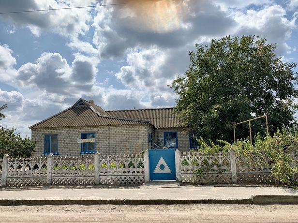 Продаётся дом селе Новая Збурьевка