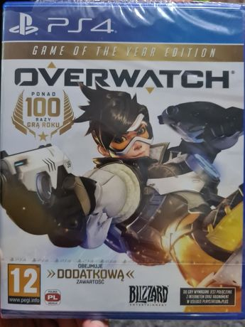 Overwatch ps4 nowa