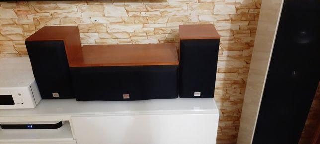 Monitory JBL E20 i głośnik centralny EC25