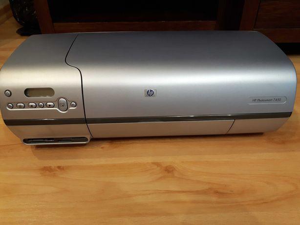 Drukarka do zdjęć HP Photosmart 7450