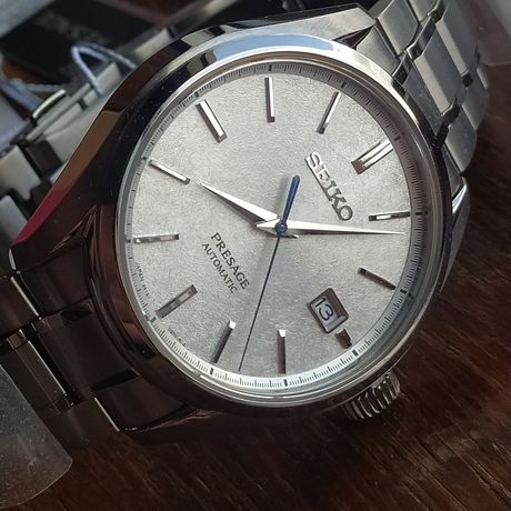 *OPORTUNIDADE* Relógio Seiko Titanium JDM SARX055 (Snow Flake)