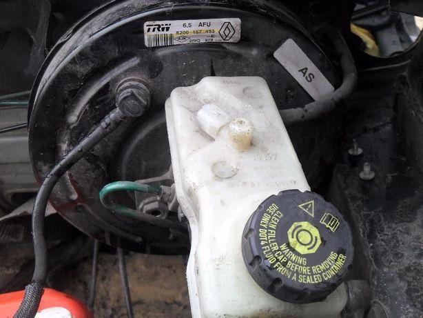 Главный тормозной цилиндр вакуум На Рено Меган 2 Сценик Шрот.