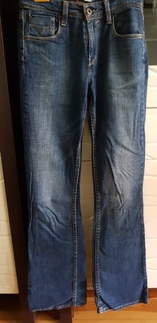 Jeansy Levis 629 BOOTCUT 26x32