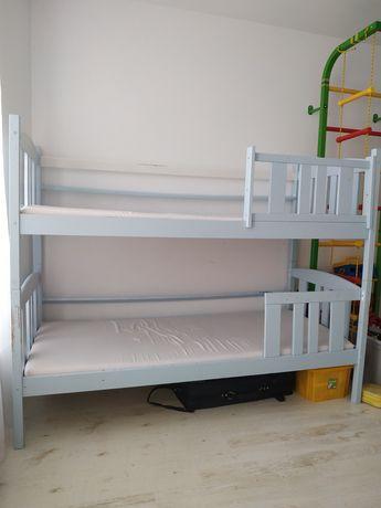 Łóżko piętrowe 190*80 wysokość 135