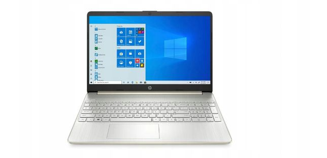 NOWY MOCNY Laptop HP Gold i3-1115G4 8GB RAM 256GB SSD Win10