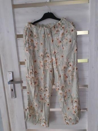 Spodnie culoty h&m 34