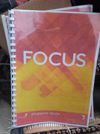 English student's book (Focus3)