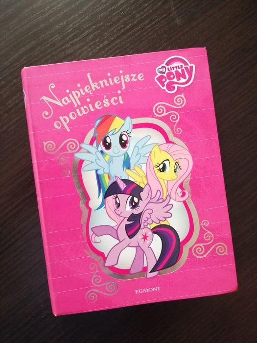 Książka Najpiękniejsze Opowieści My Little Pony 316str Skarżysko-Kamienna - image 1