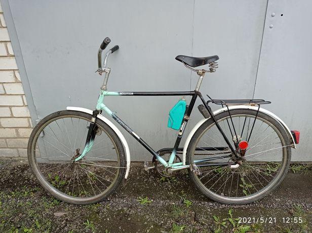 Велосипед Украина 1989 г.в.