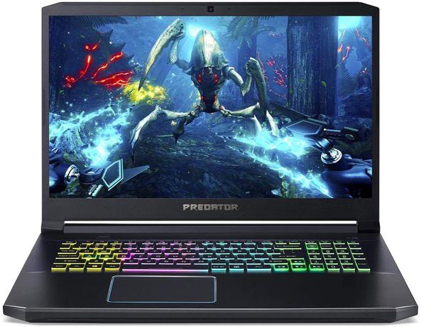 Acer Predator Helios 300 144Hz, i7 9750H, 16Gb, RTX 2070, SSD 512, W10