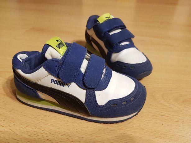 Buty chłopięce Puma r. 25