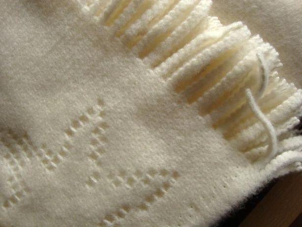 Manta em lã NOVA
