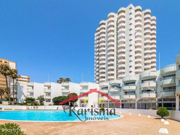 Apartamento T1 com vista mar   18º andar   A 150 metros d...