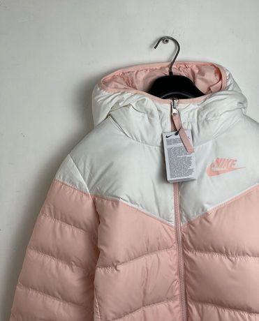 Пуховик Nike. Зимняя куртка