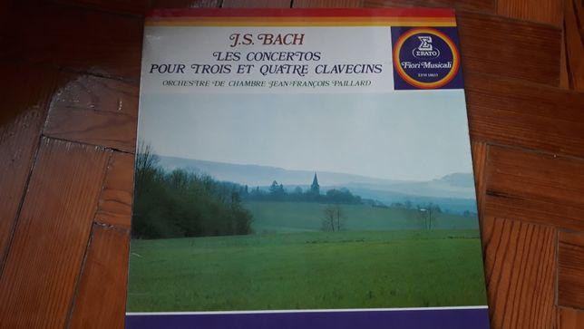 Vinil - Concertos para 3 e 4 Cravos, J. S. Bach