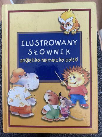 Ilustrowany słownik dla dziecka