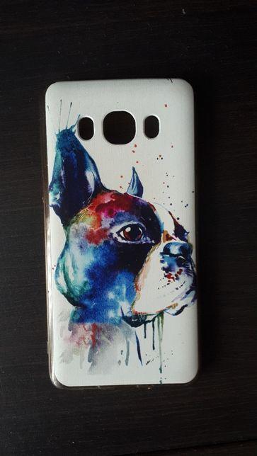 Etui Samsung J5 2016 buldog francuski