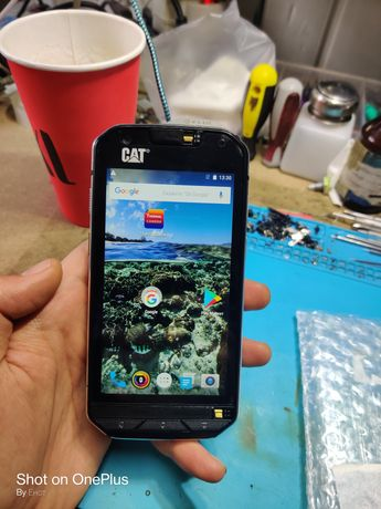 Cat-s60 телефон с тепловизором!