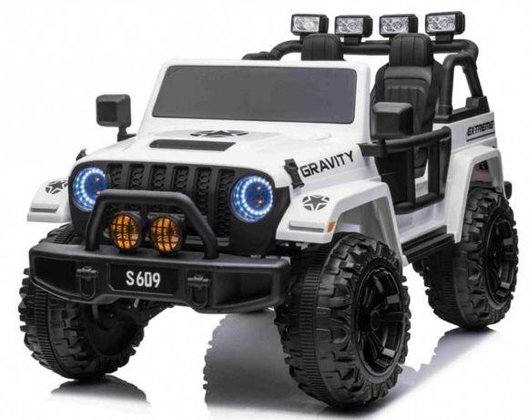 Samochód auto na akumulator dla dzieci GRAVITY 2x200W