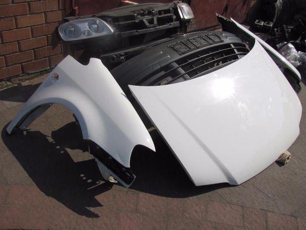 Капот VW Caddy Фольксваген Кади телевизор бампер крыло фара радиатор