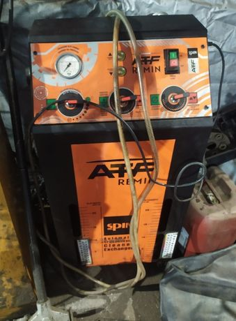 stacja do wymiany oleju w skrzyniach automatycznych ATF REMIN