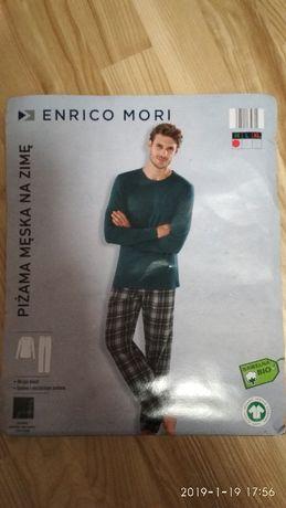 Piżama męska M, dla szczupłej osoby