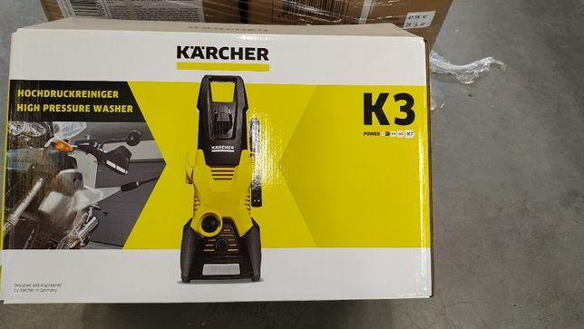 Авто мойка Karcher K3