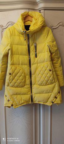 Куртка парка пух-перо