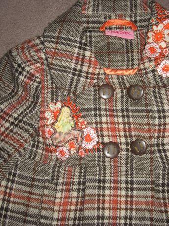 Płaszczyk wiosenno-jesienny dla dziewczynki BARBIE roz. 104/110
