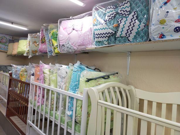 Постельные наборы в детскую кроватку. Запорожье