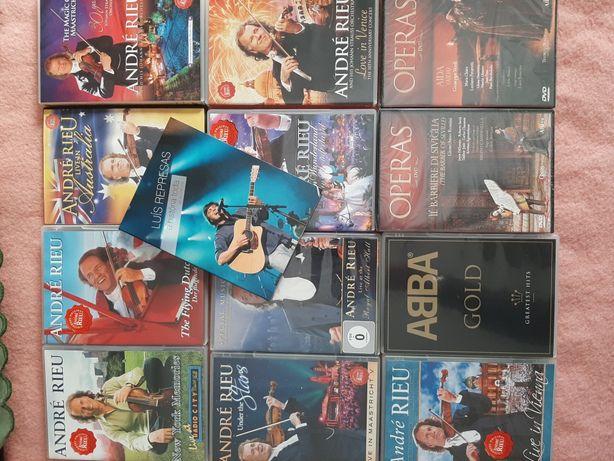 DVD música
