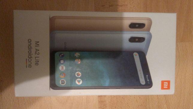 Xiaomi Mi A2 Lite 4/64 gb Dual sim 2 etui case okazja