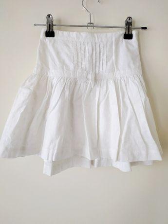 Biała spódniczka H&M r. 122