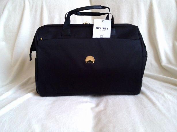 Дорожная сумка французского бренда Delsey
