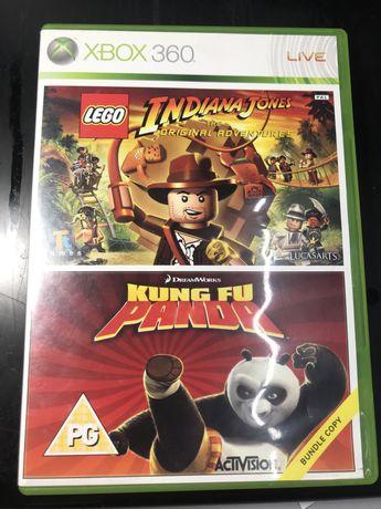 Игры для xbox 360 XCOM, Indiana Jones, Panda Kung fu.