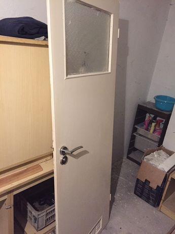 Drzwi 75cm i szafka AKTUALNE