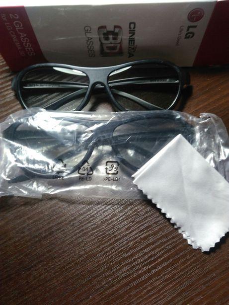 3D очки LG.