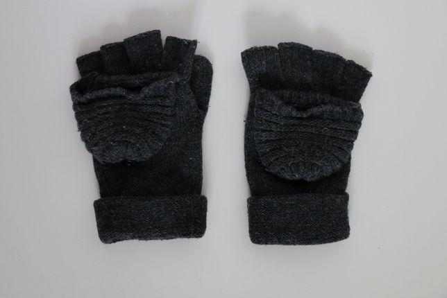 Rękawiczki z otwartymi palcami