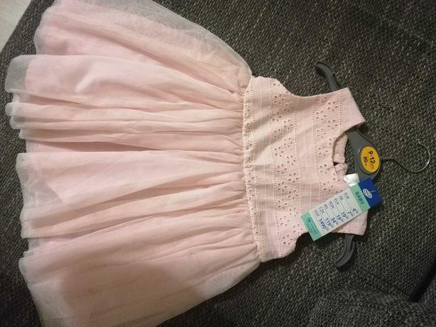 Sukienka nowa roz 80