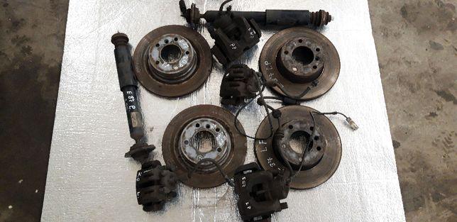 BMW E87 amortyzator tył tarcze zaciski tył/przód