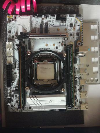 Комплект Xeon 2620V3(I7 7700)+X99 MACHINIST-K9+16gb SAMSUNG