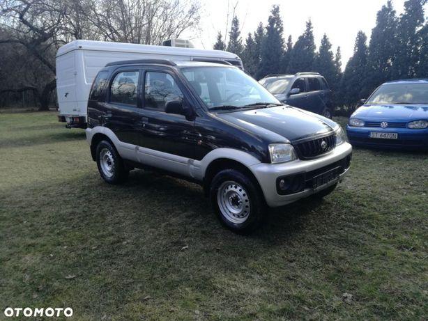 Daihatsu Terios Terios 1999r ,4x4 , dobry stan,automat