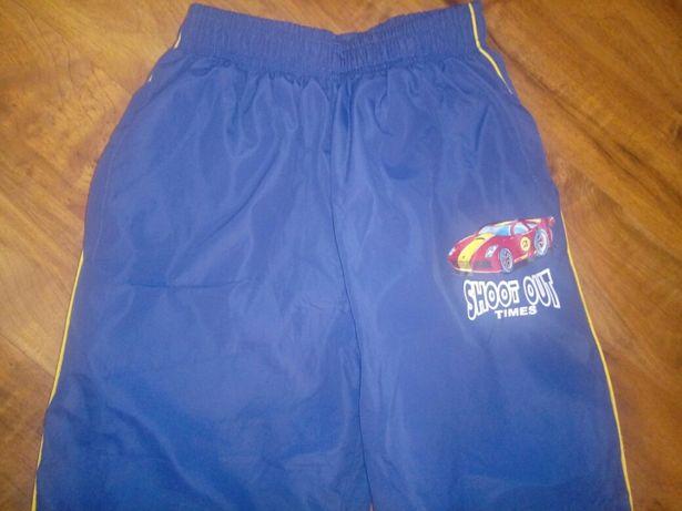 Spodnie ocieplane 146-152
