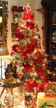 árvore de natal artificial