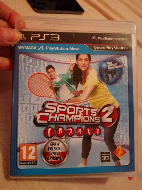 PS 3 gra sports champions 2